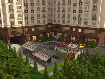 крепеж для строительства каркасных домов в Кыргызстан: Продается квартира: 1 комната, 97 кв. м