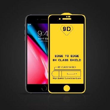 Zaštitno staklo   Srbija: Iphone 6 plus 9D i 3D zastitno staklo