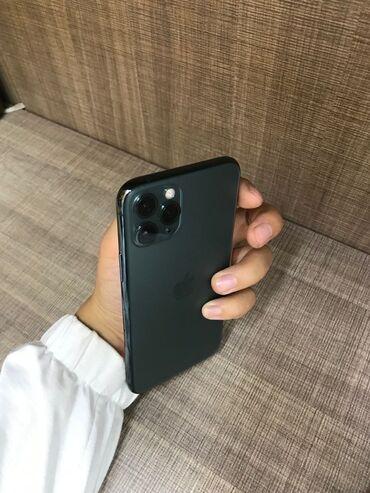 айфон 11 цена в оше in Кыргызстан | APPLE IPHONE: IPhone 11 Pro | 256 ГБ | Зеленый Б/У | Кредит, Беспроводная зарядка, Face ID