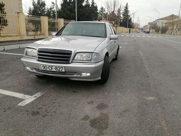 brilliance m2 1 8 at - Azərbaycan: Mercedes-Benz C 180 1.8 l. 1999 | 333333 km