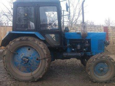 Qusar şəhərində traktor mtz 80 satilir Qusar yasab kendi matorda hec bir problem yoxdu