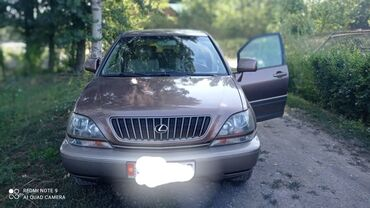Транспорт - Полтавка: Lexus RX 2 2002