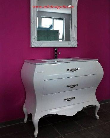 Stilski kupatilski namestaj - - Nis