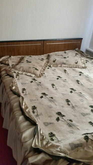 Продаются 2 односпальные кровати,состояние отличное в Каракол