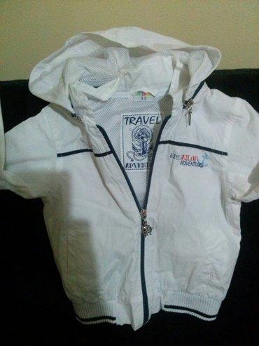 Prolecna jaknica jednom obucena(vel. 92) - Nis