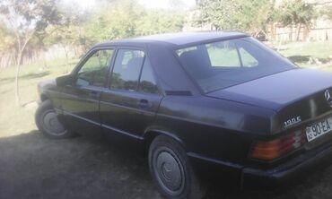 Avtomobillər - Kürdəmir: Mercedes-Benz 190 1.8 l. 1990 | 185496 km