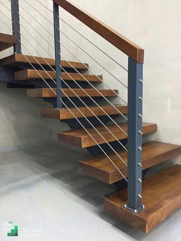 Лестницы, межэтажные. Качество гарантия! в Беловодское