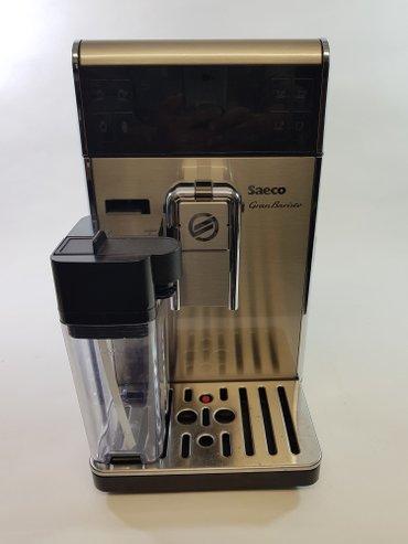 кофемашина автомат saeco в Кыргызстан: Продаю Saeco GranBaristo HD 8965 в хорошем состоянии. аппарат 2014