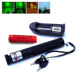 Veoma jak zeleni laser. Maksimalna izlazna snaga je 1000mw. Talasna - Nis