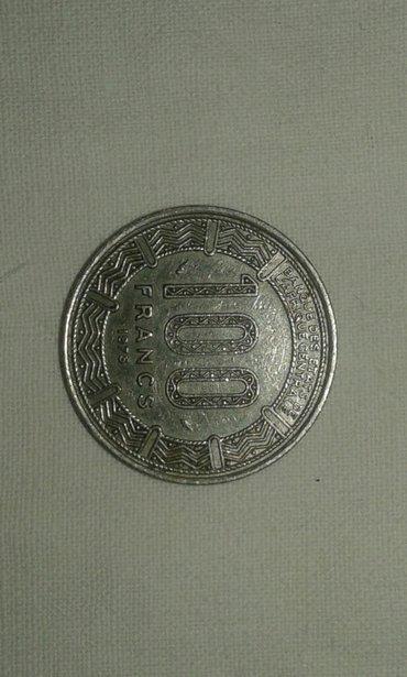 Конго 100fr-1975год.договорная в Токмак