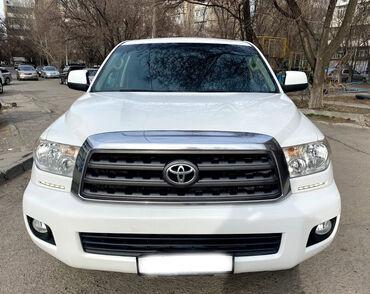Toyota Sequoia 5.7 л. 2011   117000 км