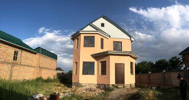продажа домов в сокулуке in Кыргызстан | ҮЙЛӨРДҮ САТУУ: 140 кв. м, 6 бөлмө, Жылытылган, Забор, тосулган