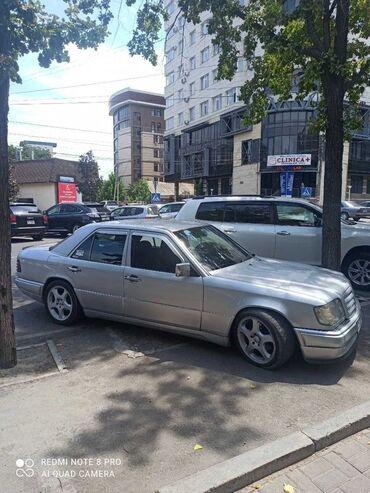 Транспорт - Константиновка: Mercedes-Benz E-Class 2 л. 1994
