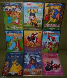 Crtani filmovi (dvd originali) - Loznica