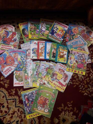 Отдам все эти книги +2 игрушки в подарок