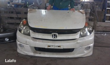 Запчасти на Стрим об 1.7 : подушка коробки, тарсионы в багажник, крыло в Бишкек
