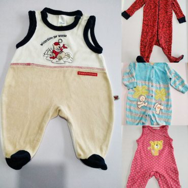 Продаю детские вещи для малышей в Бишкек