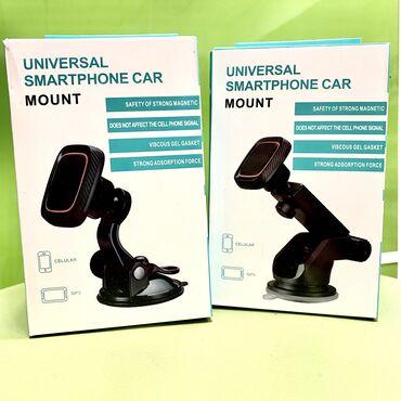 Аксессуары для мобильных телефонов - Бишкек: Автоподставка магнитная длинная и короткая   доставка бесп