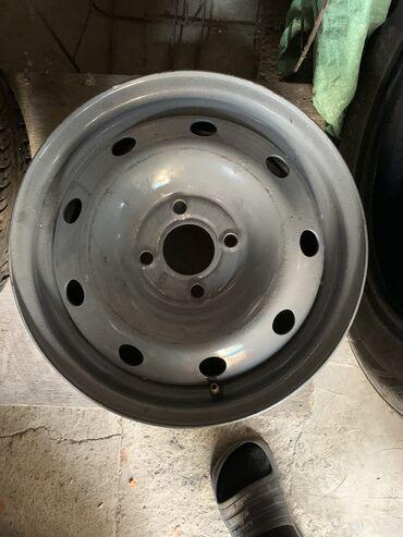 r14 диски в Кыргызстан: R14 Пассат Гольф 1 штука диск Металлический!