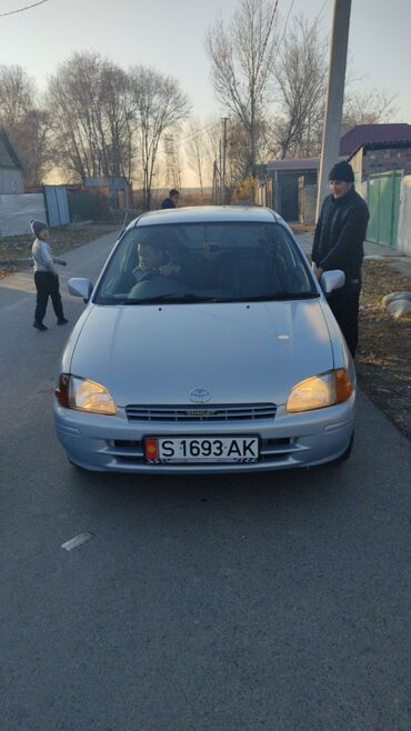 tojota 96 в Кыргызстан: Toyota Starlet 1.3 л. 1996 | 2 км