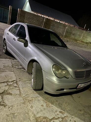 Mercedes-Benz C 200 2 л. 2002
