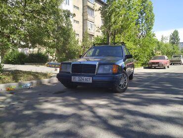 Mercedes-Benz W124 2.2 л. 1992