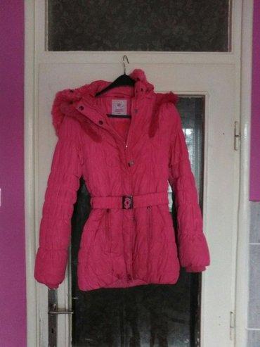 Zimska jakna vel. 10-12 korišćena samo mesec dana prošle zime. Ali - Beograd