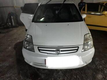 стрим хонда в Кыргызстан: Honda Stream 1.7 л. 2002