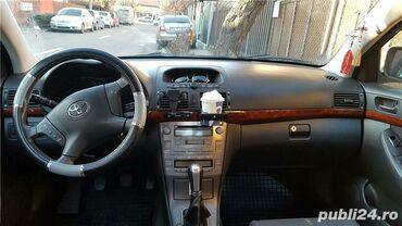 Toyota Avensis 2 l. 2003 | 292000 km