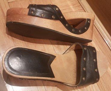Grubin-klompe-oxsfor - Srbija: Michael kors original sandale - papuce. Kao klompe. Broj 38