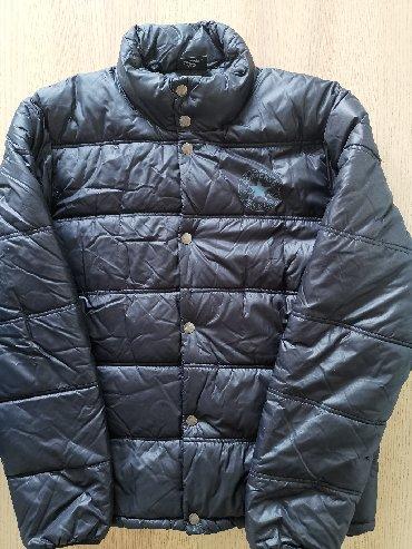CONVERSE zimska crna jakna, veličina XXL - NOVOCONVERSE muška zimska