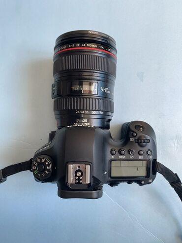 canon 1200 d в Кыргызстан: Продаю canon 6d mark 2в идеальном состоянииобъектив 24-105mm 1:4 l is