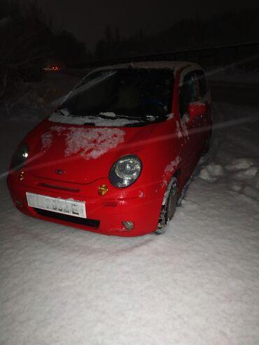 Daewoo Matiz 0.8 л. 2002   56656 км