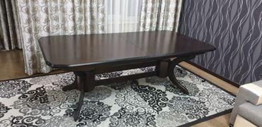 шредеры 12 14 на колесиках в Кыргызстан: Продаю стол (раздвижной).Длина - 2.14 м. В раскладном состоянии 2.53