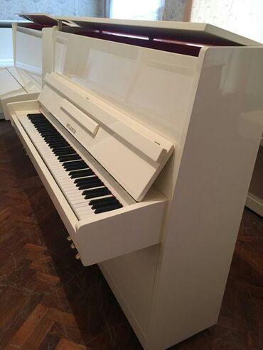 piano-şekilleri - Azərbaycan: Pianino БЕЛАРУСЬ Əla vəziyyədə. Cadirilma və köklənmə qiymətə