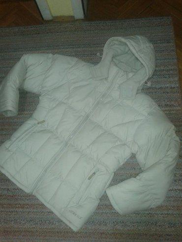 Dosta topla jakna sa dva lica,nosena samo na jednom zimovanju od 10 - Valjevo
