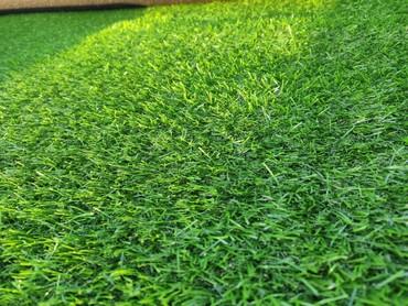 бу искусственный газон в Кыргызстан: Искусственный газон для детских игровых площадок. Травмобезопасное
