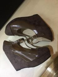 Platforma cipele broj - Srbija: Ženske cipele na platformu br. 39