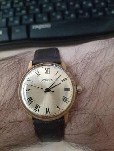 51 elan | ŞƏXSI ƏŞYALAR: 1960-cı il saatıdır. 5 ildir məndədir. Özüm istifadə edirəm hazırda