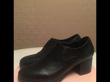 Женские туфли, кожаные в Бишкек