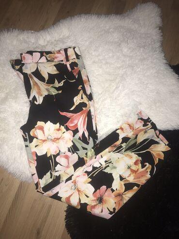 Elegantne pantalone - Srbija: Zara damske uske elegantne lone novo 38br