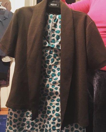 женский легкий пиджак 44-46 размер,2 штуки , по 150 сом, 0557400377 в Бишкек