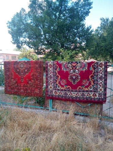 В отл.сост.. разм:1.5/1.7м. и  2.5/2.7метр. по в Бишкек