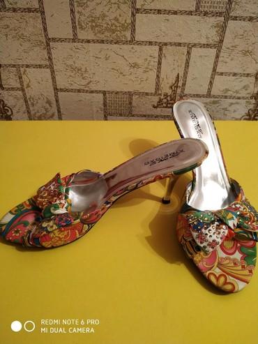 Летняя женская обувь новая 40 размер.   в Лебединовка