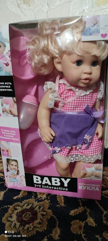 продадим куклу в Кыргызстан: Цена окончательная!!!Продам красивую куклу с коробкой, открыли но не и