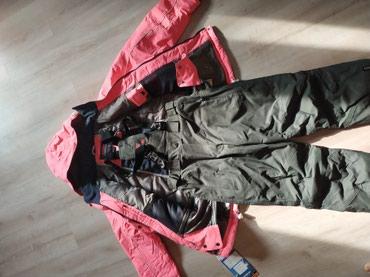 Продам абсолютно новый костюм лыжный в Бишкек