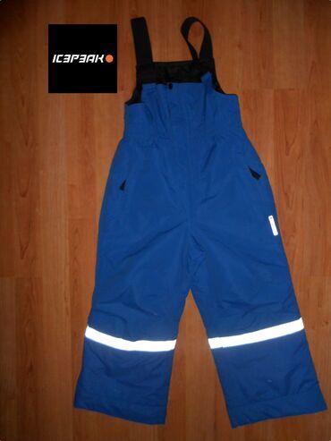 Pantalone ski obim - Srbija: Ski pantalone Icepeak vel. 3-4 kao noveSki pantalone Icepeak vel. 3-4