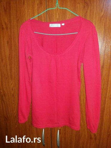 Authentic pamučna crvena bluzica veličine S. - Kragujevac