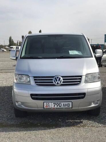 Минивен авто - Кыргызстан: Volkswagen Caravelle 2.5 л. 2009