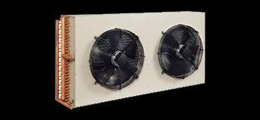 Воздушный конденсатор Sarbuz (Турция)Модель